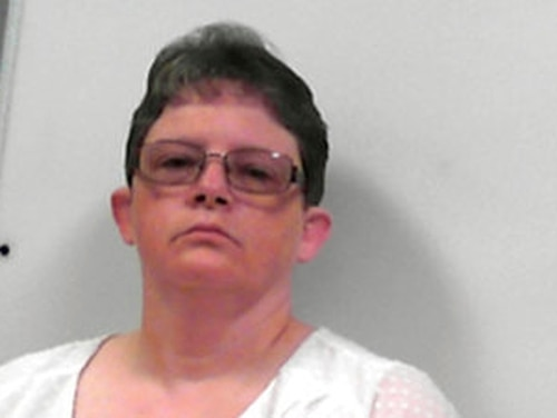 Reta Mays, a former nursing assistant at the Louis A. Johnson VA Medical Center in Clarksburg, W.Va. Mays, pleaded guilty Tuesday to seven counts of second-degree murder and one count of assault with the intent to commit murder of an eighth person. (West Virginia Regional Jail and Correctional Facility Authority via AP)