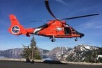 Coast Guard rescues man who fell 800 feet at Crater Lake