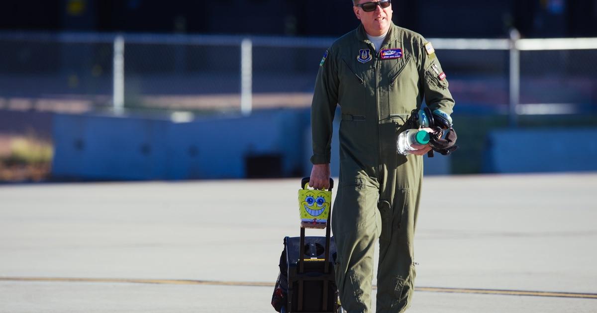 C-130 flight engineer bids goodbye to 38-year career