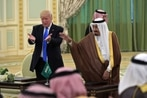 Revealed: Trump's $110 billion weapons list for the Saudis
