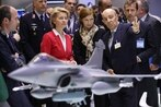 Airbus, Dassault tapped to pin down Franco-German fighter plans