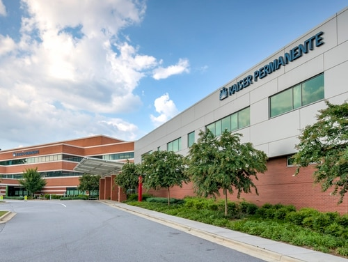 Tricare Prime beneficiaries in Atlanta will soon be able to choose Kaiser Permanente as a health care option. The company runs 25 medical facilities, such as the Southwood Comprehensive Medical Center, in the Atlanta area.