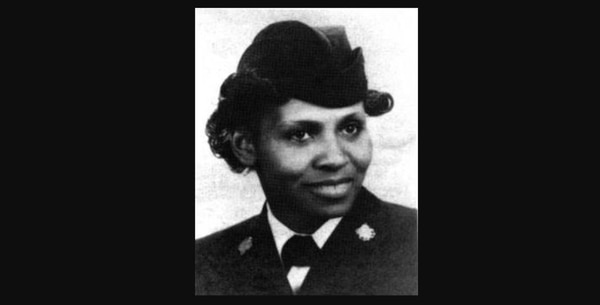 In February 1945, Olivia Hooker became one of the first African-American women admitted into the Coast Guard. (Coast Guard)