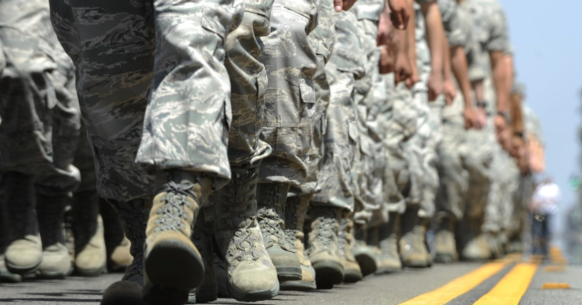 Opinion: The biggest threat to U.S. national security is a lack of trust in senior military leadership