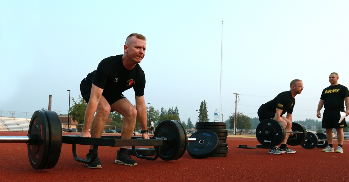 Army National Guard soldiers anxious over new PT test, gear shortfalls