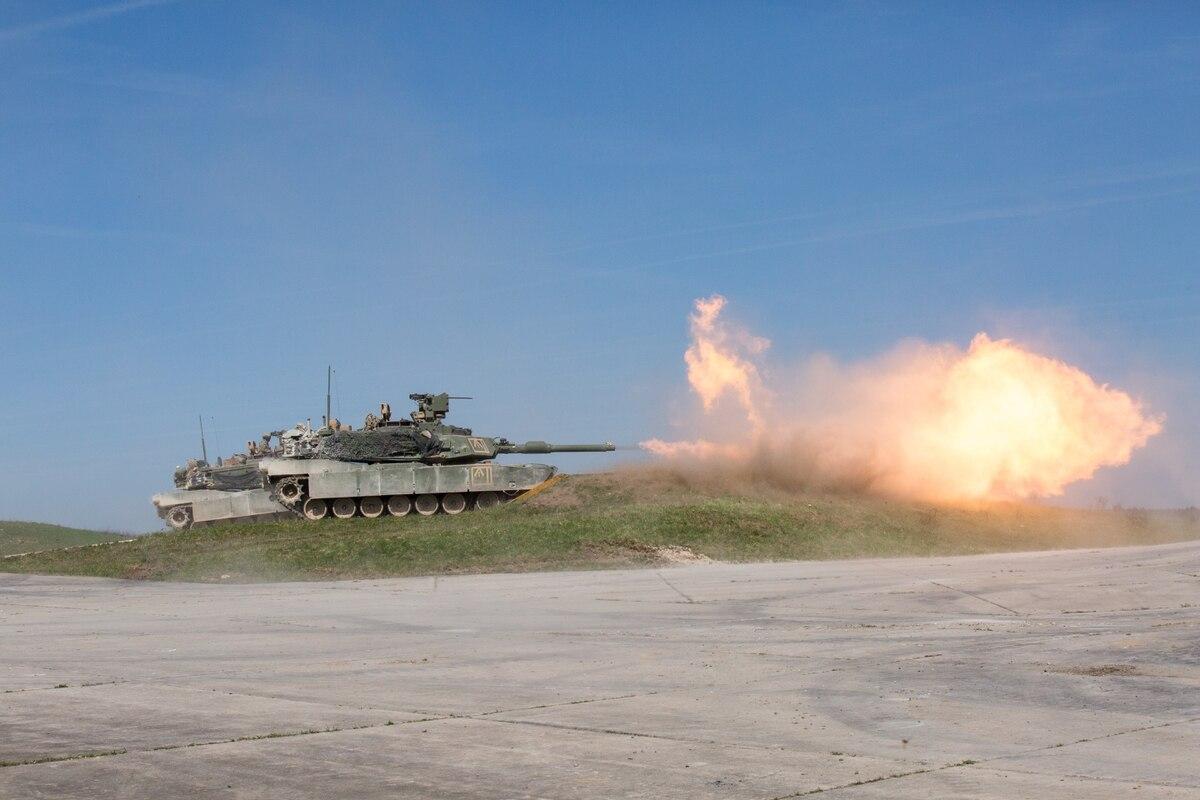 الولايات المتحدة  توافق على بيع دبابات Abrams إلى تايوان VWMYJR5ZRZEZJBAUEV7K5XLVYI