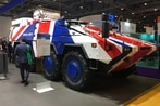 Rheinmetall, BAE Systems launch joint venture for military vehicles