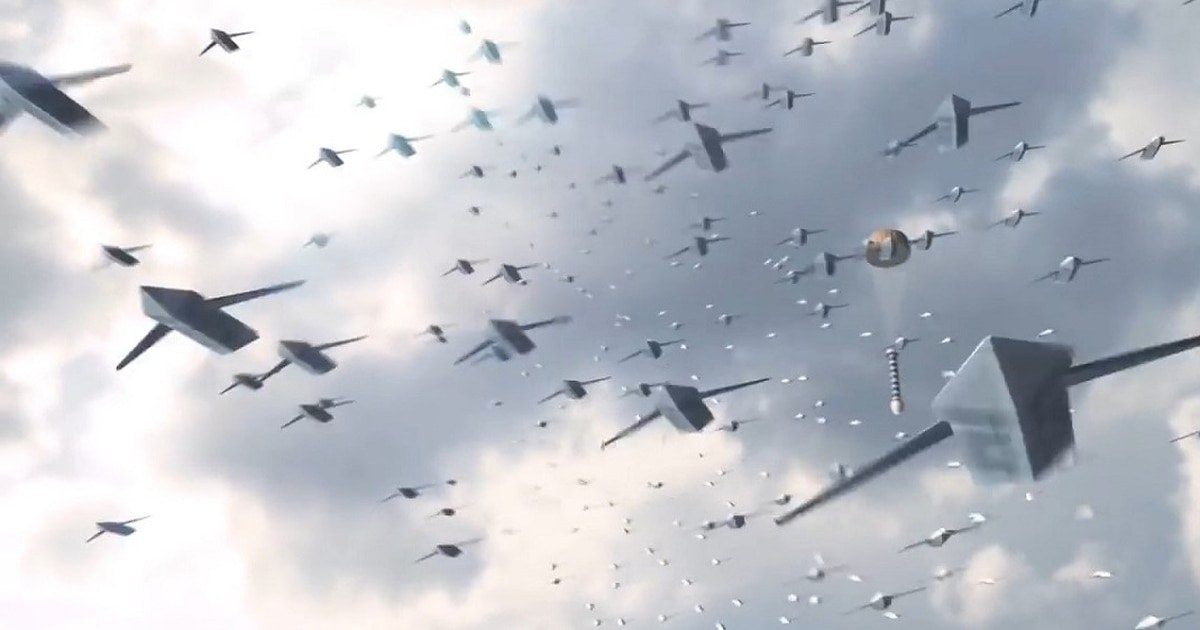 'Drone Wars': New book wonders who will be the next drone superpower