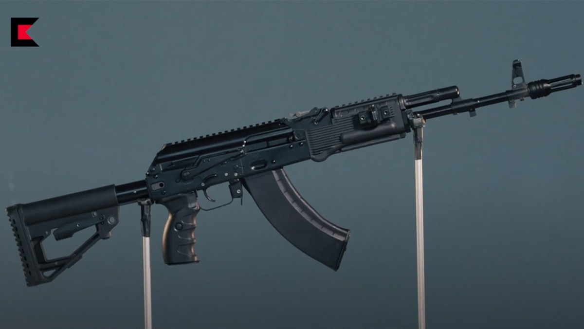 The AK-203 rifle is the most advanced spawn of the AK rifle platform and India is manufacturing it