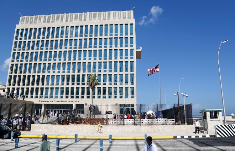 US kicks out 15 Cuban diplomats following mysterious attacks