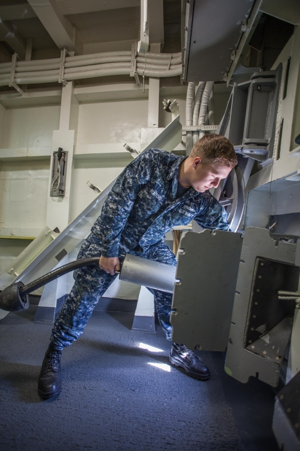 Navy Plans Big Expansion For Instant Advancements