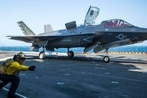 Marine F-35Bs with the 13th MEU enter Middle East for first time