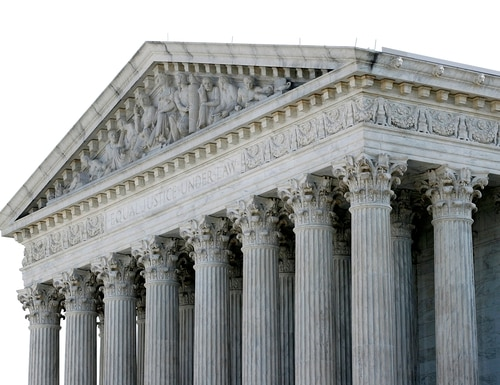 USERRA cases could one day wind up being heard by the Supreme Court. (Patrick Semansky/AP)