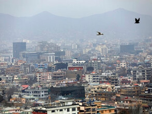 The United States wasted billions of dollars in war-torn Afghanistan on buildings and vehicles that were either abandoned or destroyed, according to a report released Monday, March 1, 2021, by the Special Inspector General for Afghanistan Reconstruction, a U.S. government watchdog. (AP Photo/Rahmat Gul, File)