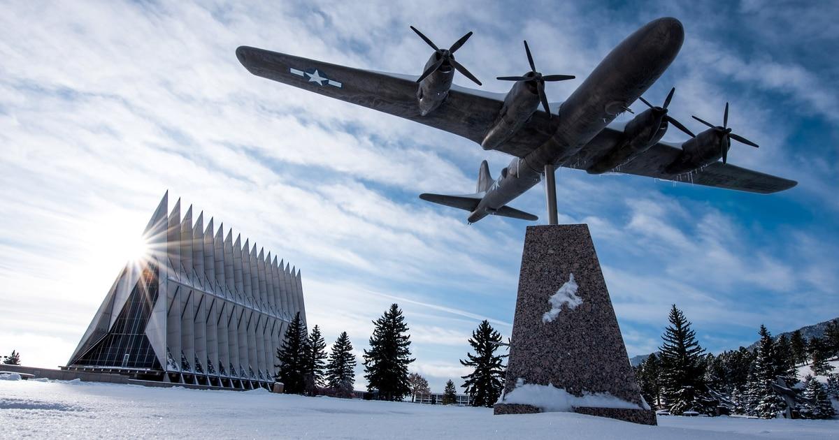 Air Force Academy cadet found dead Thursday on campus