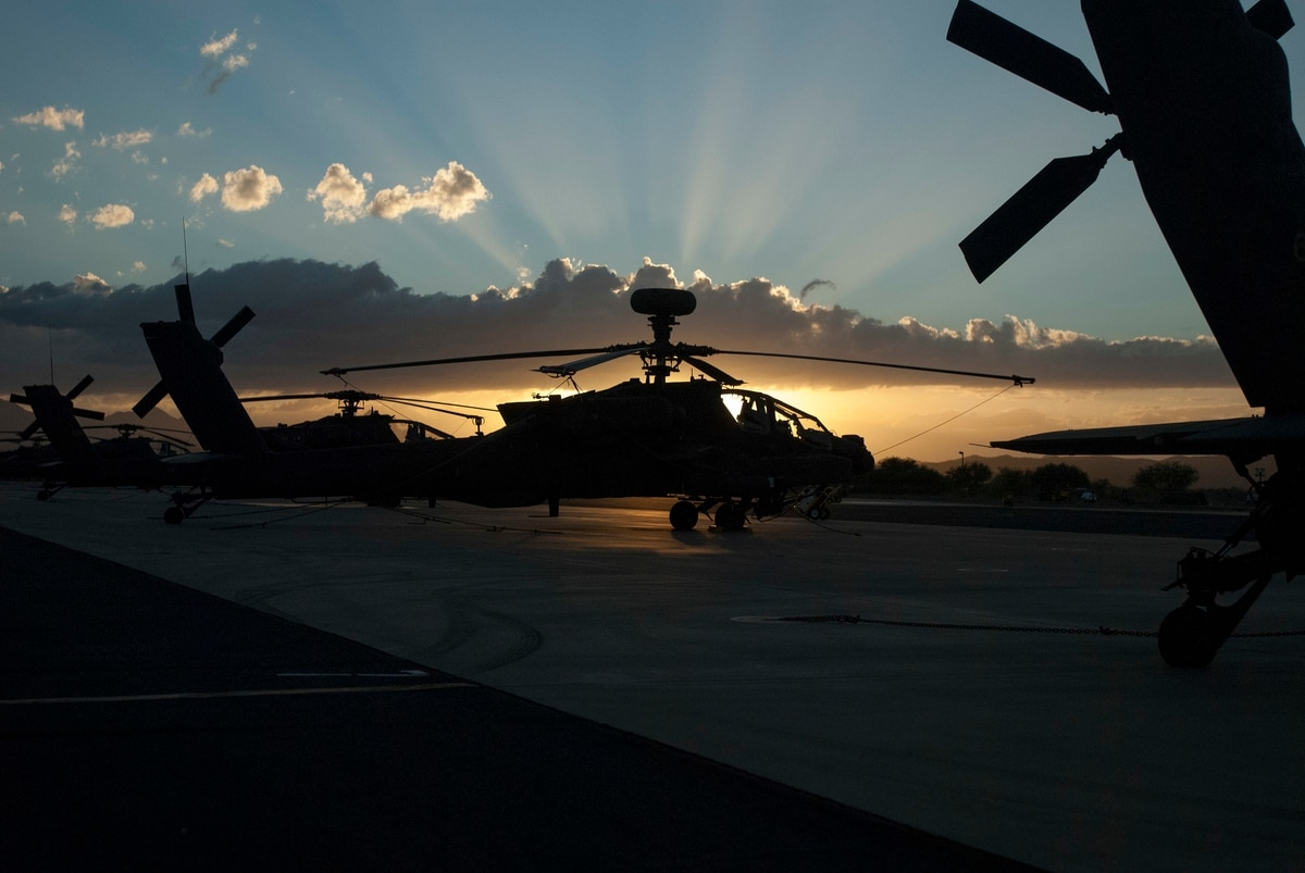 Arizona National Guard fights to keep attack helicopter unit