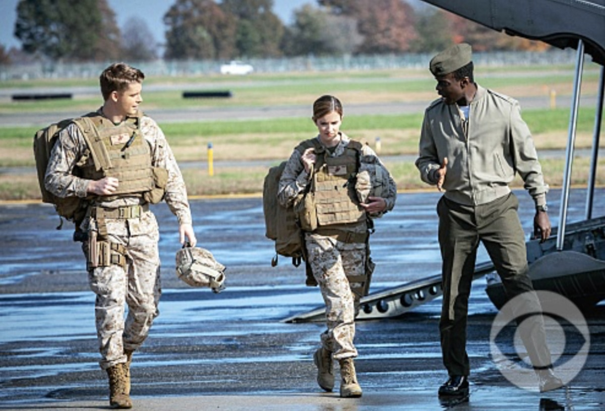 The Code' for tone deafness? CBS show on Marines grilled for tweet