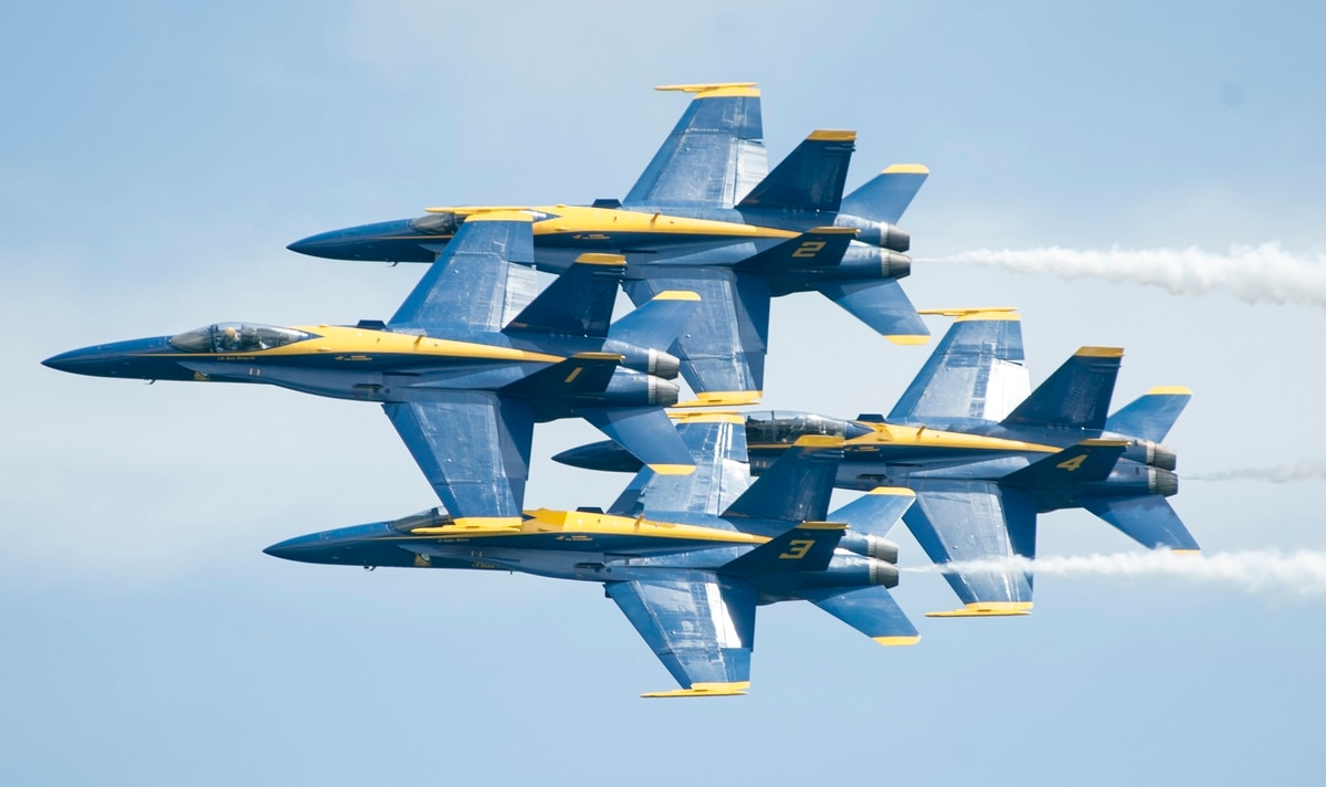 Blue Angels Schedule 2019 >> Blue Angels announce 2018 air show changes, release 2019 schedule