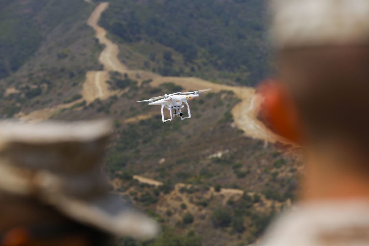 Pentagon suspends commercial drone purchases and use