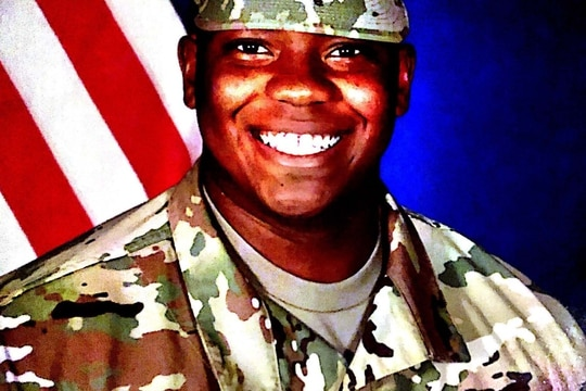 Army Spc. Antonio Moore, 22, of Wilmington, N.C., died Jan. 24 after being involved in a rollover accident in Syria.