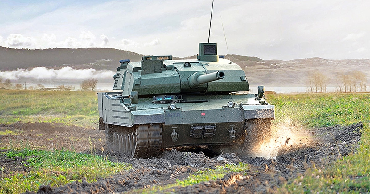 f0a4bb7735c0 Future of Turkey s indigenous Altay tank in question over foreign  involvement