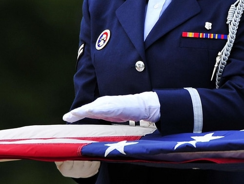 The 30-year-old airman's death is under investigation. (Staff Sgt. Nathan Lipscomb/Air Force)
