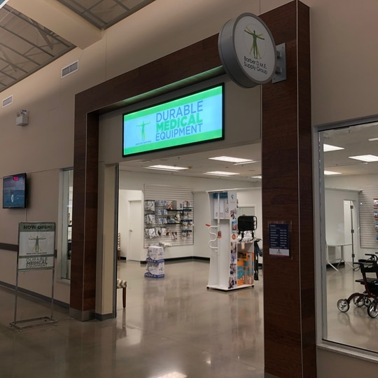 More shops like this one at Fort Hood, with items from fitness bands to wheelchairs, are opening in 2020. (Army and Air Force Exchange Service)
