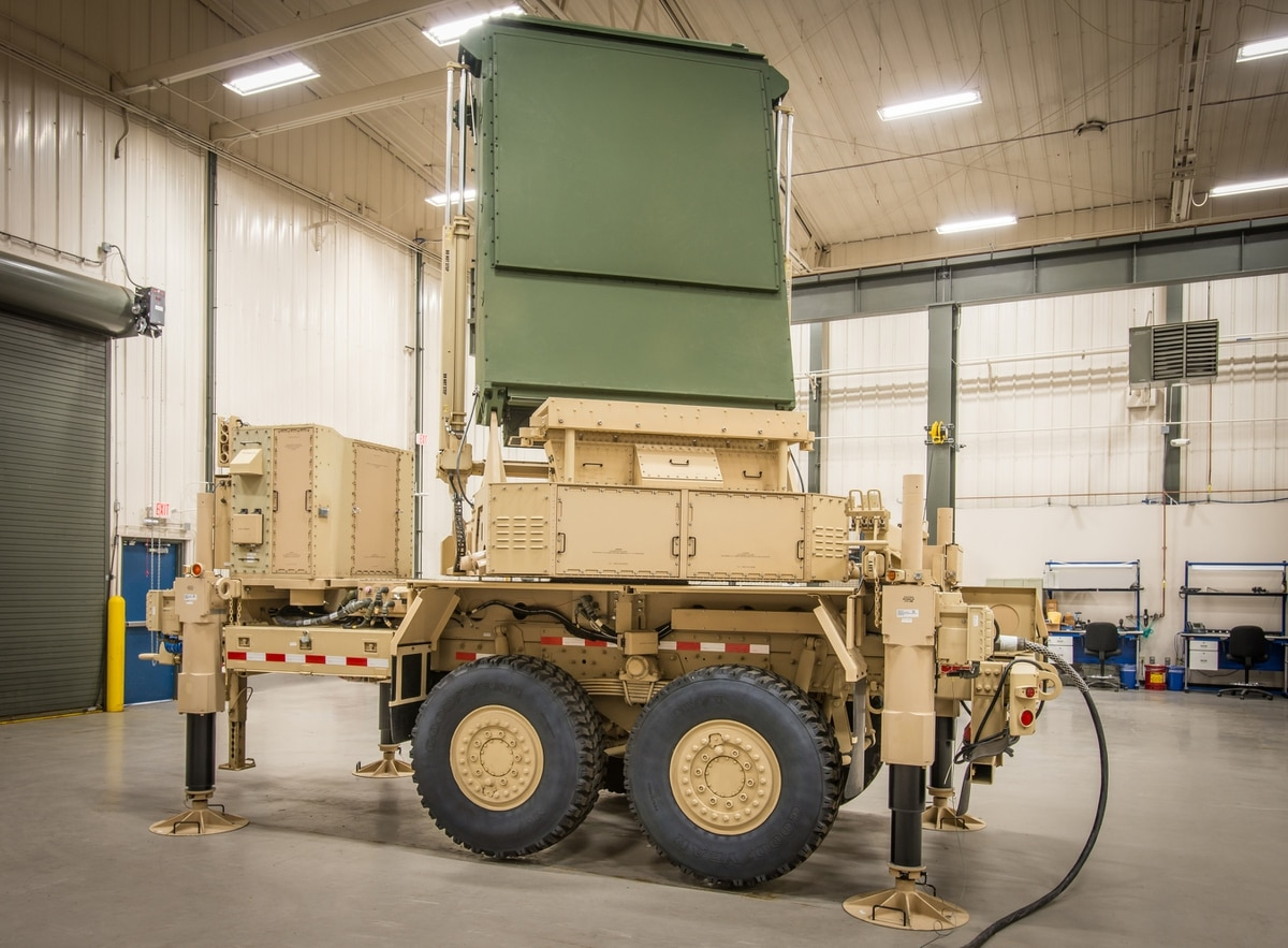 Lockheed debuts next-gen missile defense radar ahead of Army