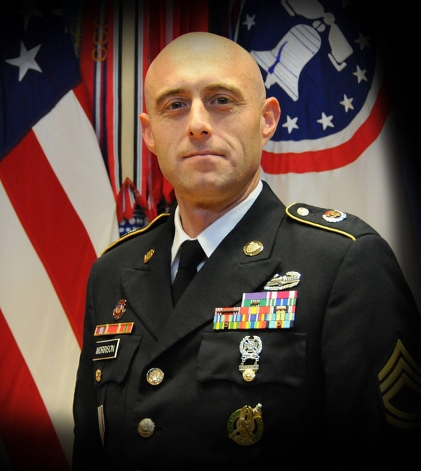 SFC Joshua Morrison, Army