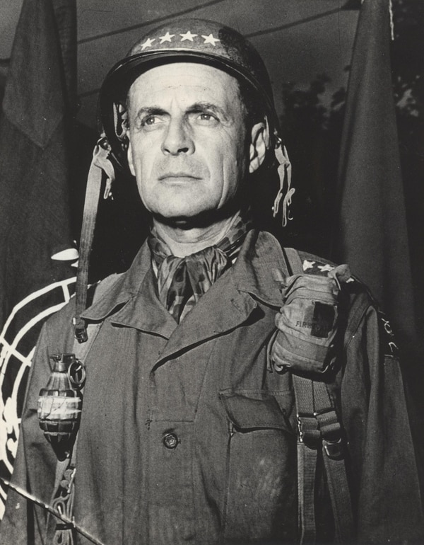 Gen. Matthew Ridgway is among the most important figures in World War II history. (Army)
