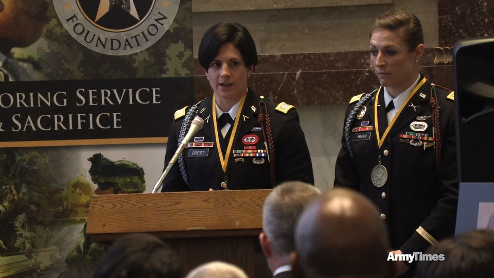First female Ranger grads open up about the aftermath and