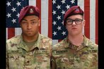 Army identifies two soldiers killed in Afghanistan