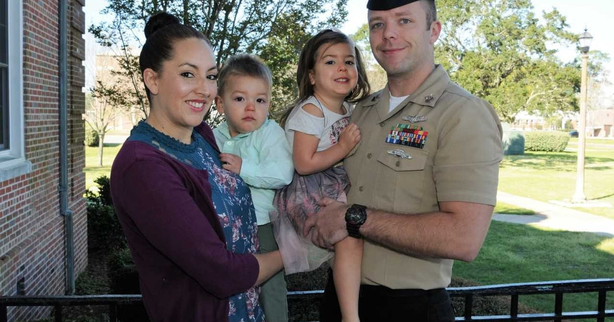 02596793 Military Times' Sailor of the Year's wife reveals she fears deportation