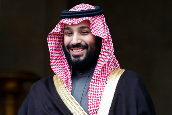 Saudi Crown Prince Mohammed bin Salman is welcomed by French Prime Minister Edouard Philippe on April 9 in Paris, France. The disappearance of Saudi journalist and contributor to The Washington Post Jamal Khashoggi on Oct. 2, 2018, in Turkey, peels away a carefully cultivated reformist veneer promoted about the Saudi Crown Prince, instead exposing its autocratic tendencies. The kingdom long has been known to grab rambunctious princes or opponents abroad and spirit them back to Riyadh on private planes. But the disappearance of Khashoggi, who Turkish officials fear has been killed, potentially has taken the practice to a new, macabre level by grabbing a writer who could both navigate Saudi Arabia's byzantine royal court and explain it to the West. (Francois Mori/AP)