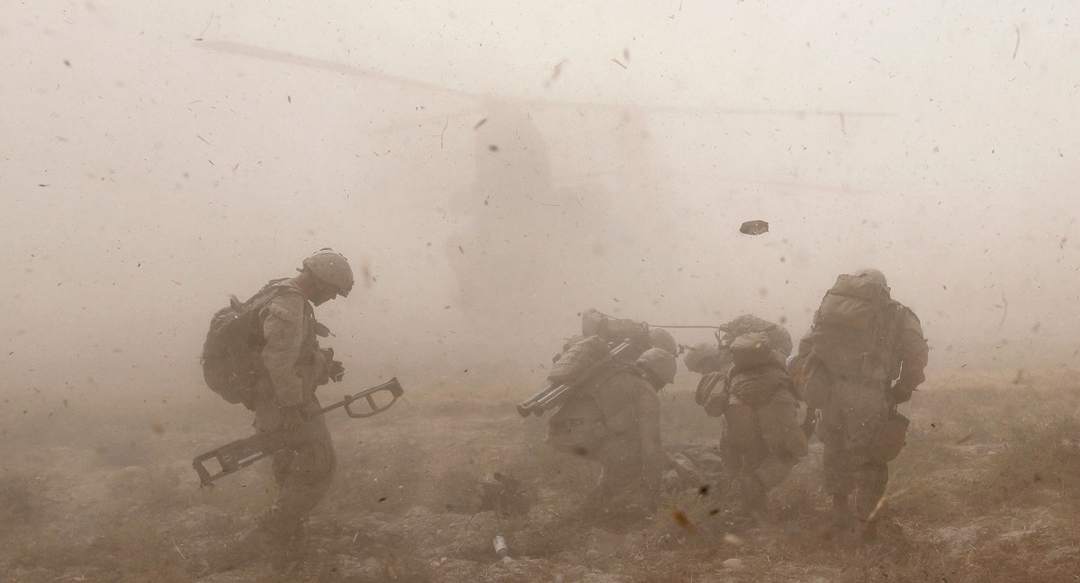Putting Marines At Risk How Shocking Flight Medic Training Gaps