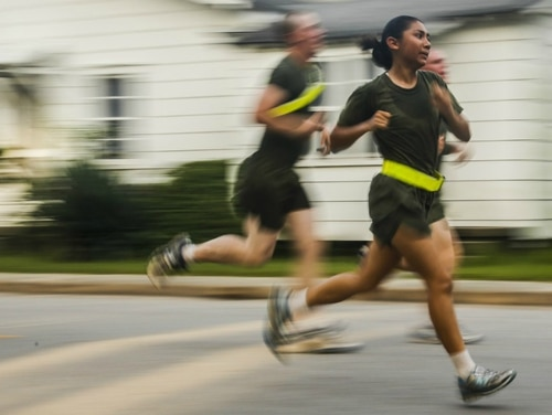 Data suggests Marines are healthier and fitter than ever before. (Lance Cpl. Colby Cooper/Marine Corps)