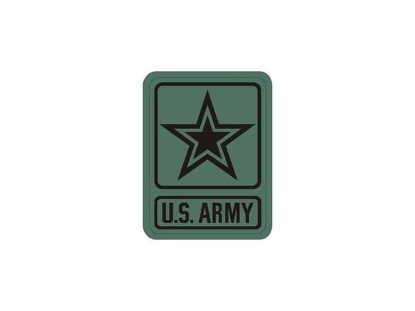 U.S. ARMY STAR LOGO PATCH