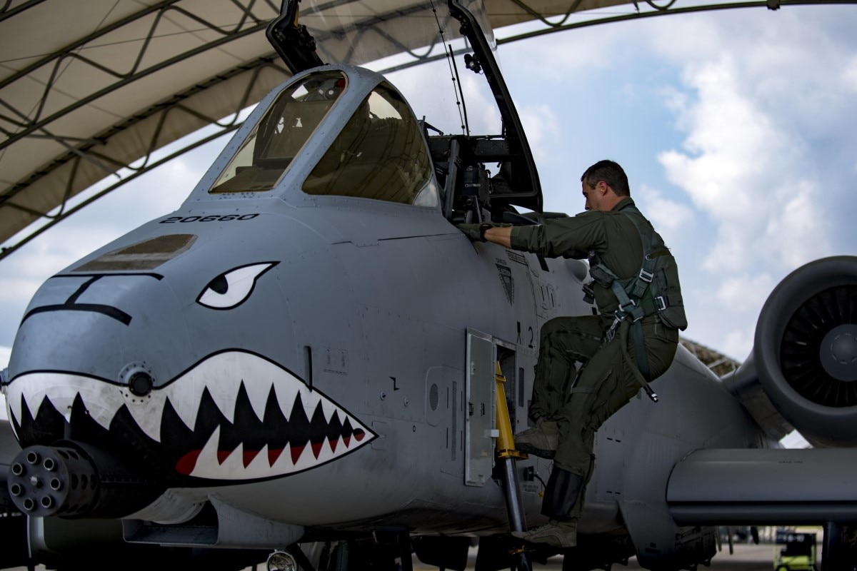 Air Force will bring back up to 1,000 retirees to plug gap in pilots