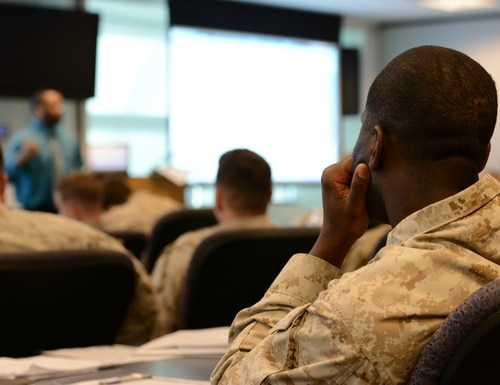 TAP will be more tailored to service members' interests and goals through the use of individual assessments. (Lance Cpl. Antwaun L. Jefferson/Marine Corps)