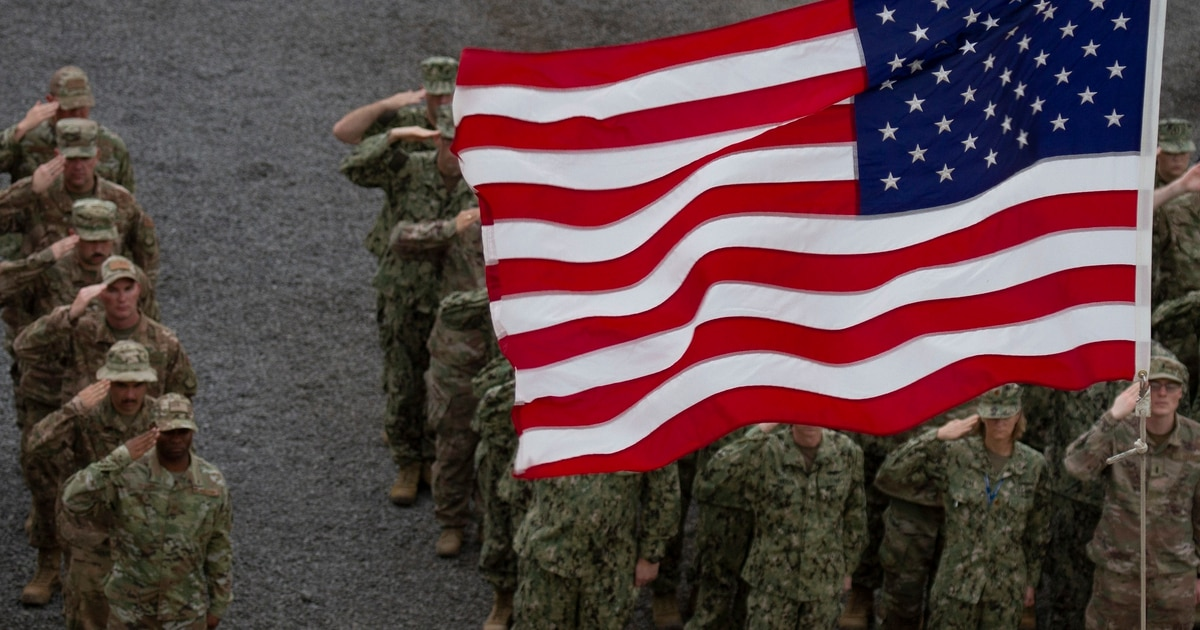 Service member dies in non-combat incident in Djibouti