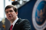 Mark Esper on the 'big pivot point' that will define the 2022 budget