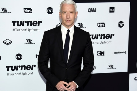 In this May 17, 2017, file photo, CNN News anchor Anderson Cooper attends the Turner Network 2017 Upfront presentation at The Theater at Madison Square Garden in New York. (Evan Agostini/Invision/AP)