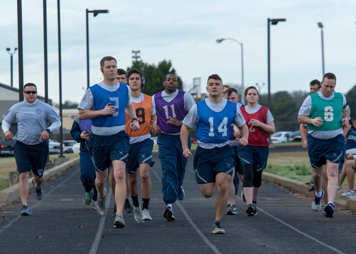 The 'no harm, no foul' PT test: Air Force considering practice