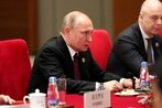 On the eve of naval maneuvers, Putin nuzzles closer to China