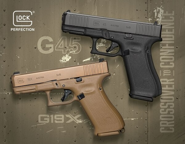 Glock just released a new Glock that looks a lot like another Glock