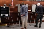 Federal officials raise alarm about election security