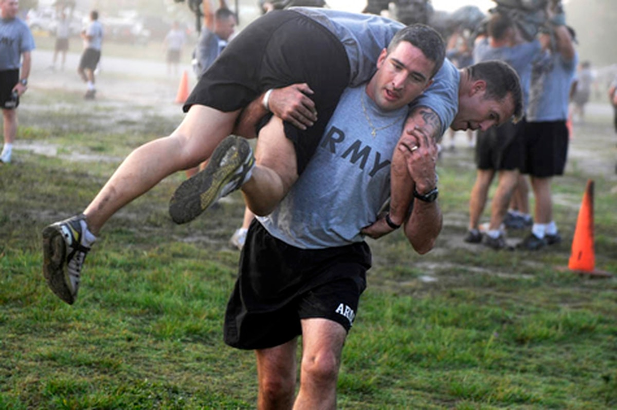 When will you see the new Army PT test?