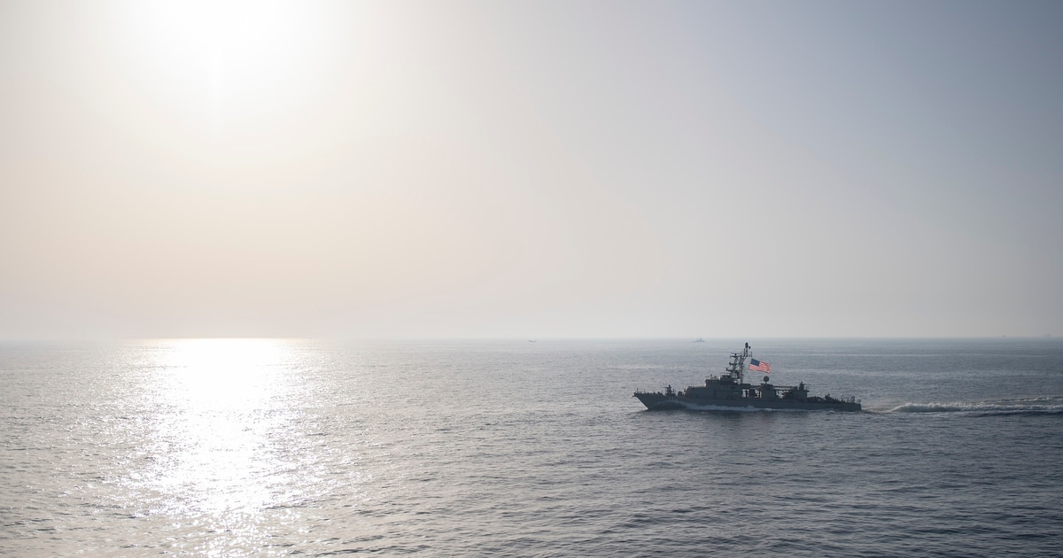 UAE joins naval security coalition in the Gulf