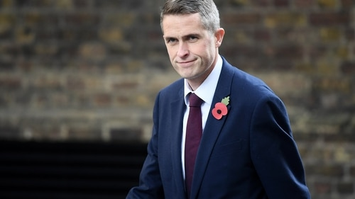 LONDON, ENGLAND - NOVEMBER 02: Gavin Williamson arrives in Downing Street after he was announced as the new British Defence Secretary on November 2, 2017 in London, England. Sir Michael Fallon resigned as Defence Secretary yesterday as Westminster is in the grip of numerous claims of sexual harassment. (Carl Court/Getty Images)