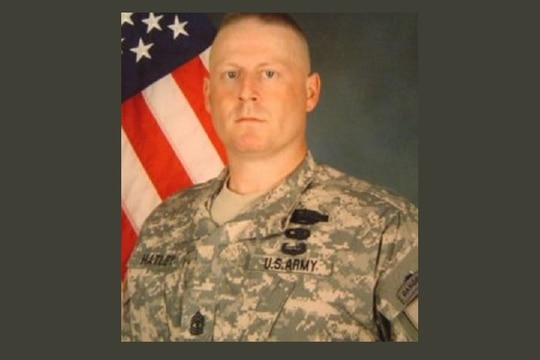 Former Army 1st Sgt. John Hatley has been paroled after serving 11 years for the murders of four Iraqi detainees. His supporters question whether the alleged killings ever took place. (Army)